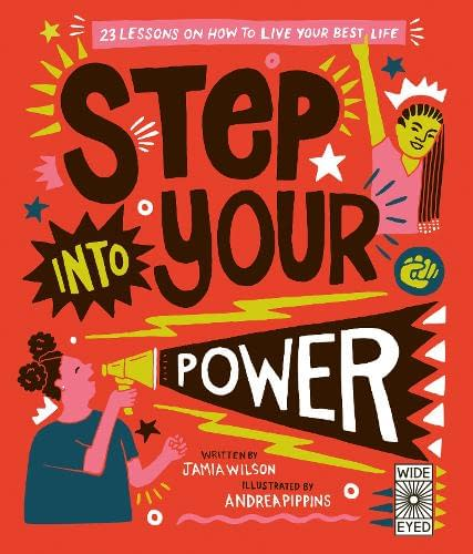 Step into Your Power by Jamia Wilson - one of my children's books for adults