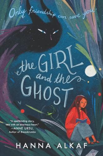 The Girl and the Ghost  by Hanna Alkaf - one of my children's books for adults